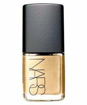 NEW! NARS Nail Polish Lacquer in VERSAILLES ~ Yellow Gold Champagne Shimmer