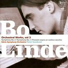 Bo Linde: Orchestral Works, Vol. 3 Super Audio Hybrid CD (CD, May-2009, Swedish Society Discofil)