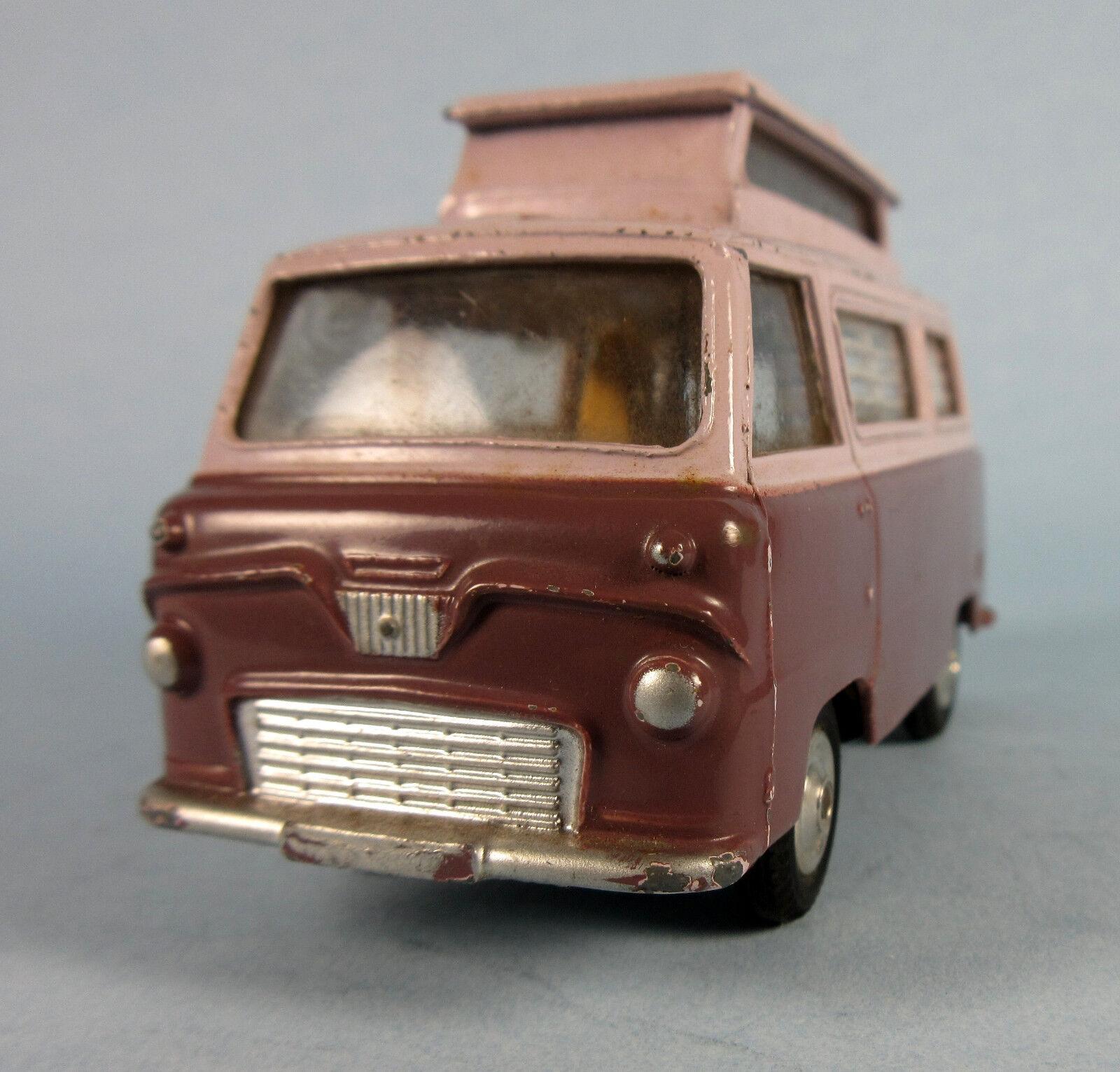 CORGI Ford Thames Caravan No. 420 (Mauve) 1 43 Scale Diecast Model RARE