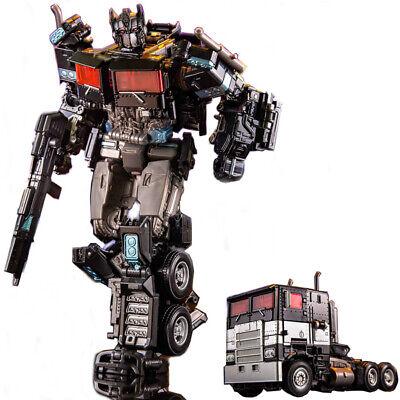 "Transformer Of Extinction Voyager Optimus Prime Evasion 7/"" Action Figure Toy Kid"