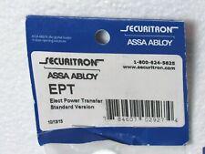 Securitron Ept Assa Abloy Electrical Power Transfer Standard Ctno