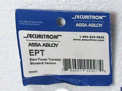 Securitron ASSA ABLOY EL-EPT ElectroLynx Electrical Power Transfer