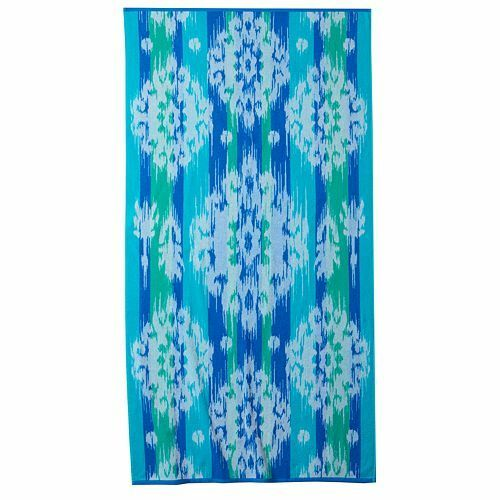 """NWT SONOMA Goods for Life™ Quick Dry Beach Towel Cotton 34/"""" X 64/"""" #237//246"""