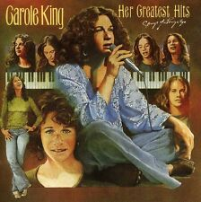 Her Greatest Hits: Songs of Long Ago by Carole King (CD, May-1999, Epic)