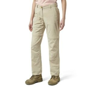 Craghoppers Damen Kiwi Pro Zip Hose