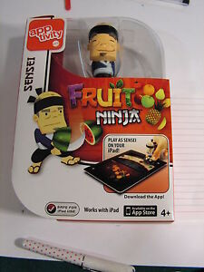 Mattel-Apptivity-Fruit-Ninja-Sensei-for-Apple-2012-NIB
