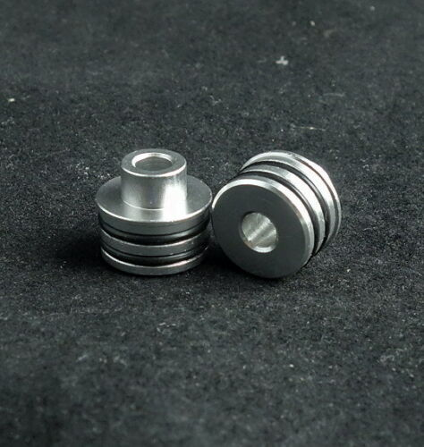 15mm to 5mm Thru Axle  Quick Release//QR Hub Conversion Adapter fit Hope,DT Swiss