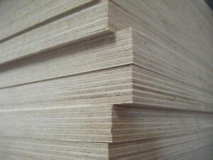 Birch Plywood Bb Bb Grade Long Grain 2440mm X 1220mm Various Thicknesses