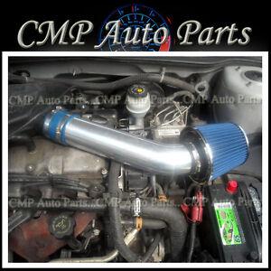blue air intake kit fit 1998 2002 chevy cavalier pontiac sunfire 2 2l ohv ebay ebay