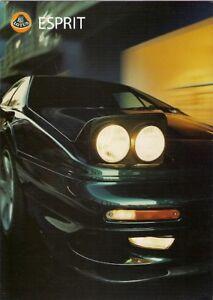 Image Is Loading Lotus Esprit V8 SE Amp GT 1998