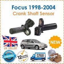 FORD FOCUS 1.4 1.6 1.8 2.0 ZETEC RS ST170 1998 2004 Crank Sensore Dell' Albero NUOVO oeq!!