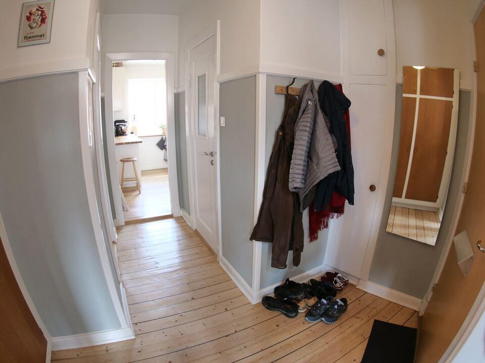 Dejlig andelslejlighed i Aalborgs Øgadekvarter