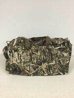 Duck Commander Large Blind Bag Real Tree Max 4 Camo Duck Goose Waterfowl