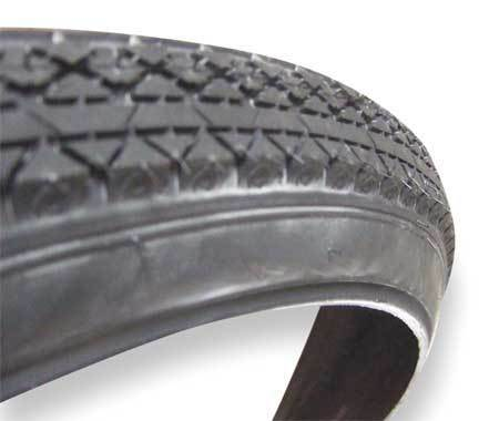 Dia. WORKSMAN 4922a Bicycle or Tricycle Tire,26 In