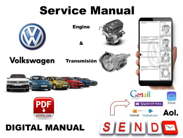 Vw Station Wagon Bus Official Service Manual 1968