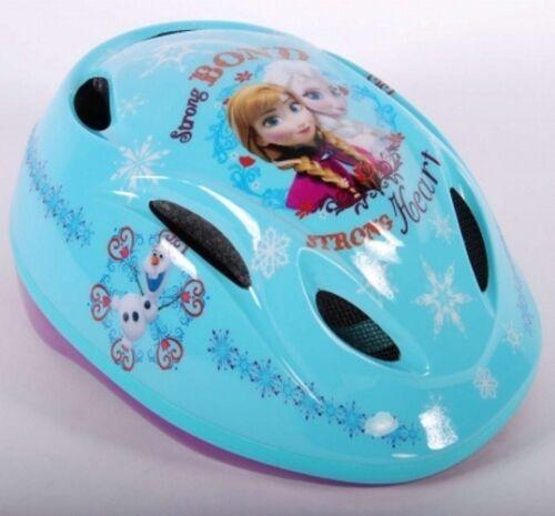 Kinderhelm Disney Frozen Anna Elsa Helm Fahrradhelm Schutzhelm Kinderfahrradhelm