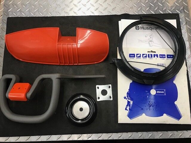 Husqvarna 503781703 Brush Blade J Handle Kit for sale online | eBay