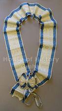 5419, Bayern, Schärpe zum Großkreuz des Militär Verdienst Orden, Friedensband