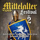 CD Moyen âge Festival Vol.2 d'Artistes divers