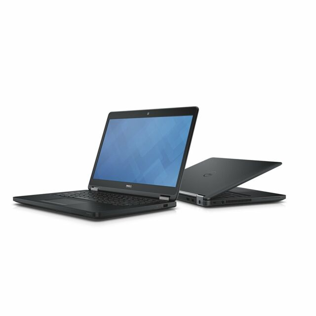 Dell Latitude E5250 Intel Core i5-5300U 2,30 GHz. 240 GB SSD 8 GB ram Win 10 Pro