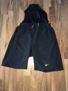 d0532803b5b1b Das Bild wird geladen Nike-Hose-Gr-S-Outdoor-Herrenhose-Shorts-Stretch-