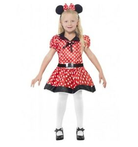 LITTLE-GIRLS-CUTE-MOUSE-COSTUME-MEDIUM-SIZE-7-9-YRS-MELBOURNE-LOCATION