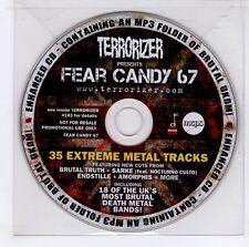 (GJ783) Various Artists, Fear Candy 67 - Terrorizer CD