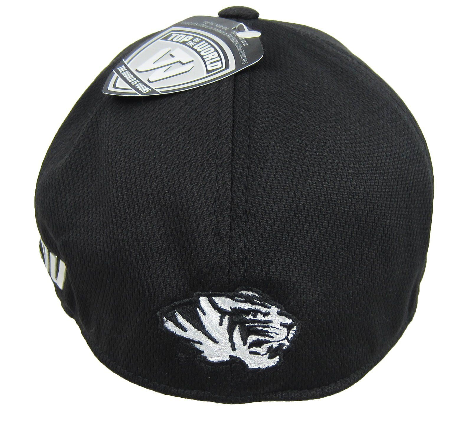 wholesale dealer 06d10 dc002 ... italy top of the world mens ncaa missouri tigers hat one size fit all hat  tigers