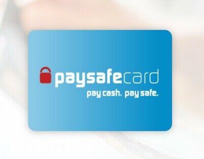 Paysafecard 500 Euro