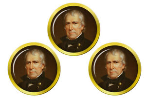 President-Zachary-Taylor-Marqueurs-de-Balles-de-Golf