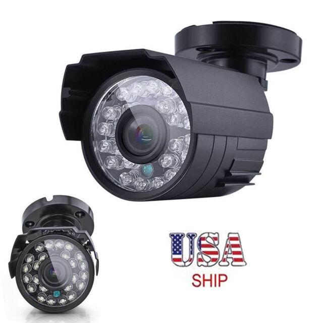 1300TVL HD Color Waterproof Outdoor CCTV Security Camera IR Night Vision IR-CUT