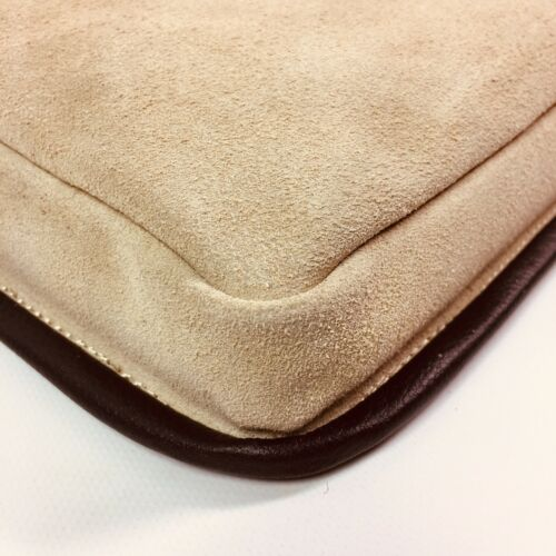 """Stakesy's 18/"""" x 12/"""" Rectangular Leather Shot Bag UNFILLED"""