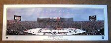 "2014 Winter Classic Detroit Red Wings vs Toronto  Panoramic - Large 13.5"" x 39"""