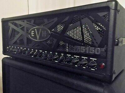 evh 5150 iii 100w stealth ebay. Black Bedroom Furniture Sets. Home Design Ideas
