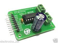 L293D Dual H-Bridge DC Motor Driver module for Arduino,AVR,PIC,ARM7,MSP430,8051