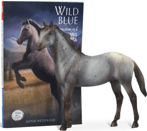 Breyer Classic 6136 Wild Blue 1:12