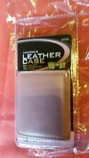 Pink Leather Case for 3rd Generation iPod Nano