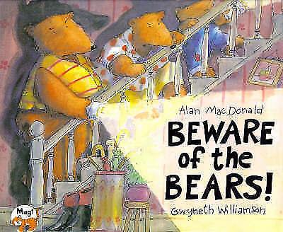 """AS NEW"" Beware of the Bears!, MacDonald, Alan, Book"