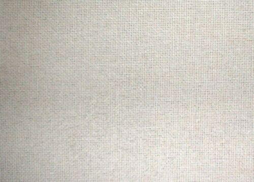 """22 Count Blanc Vide Needlepoint petitpoint toile 24/"""" Large Prix par 1//4 Yard"""