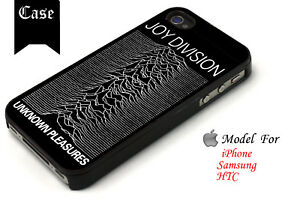 99040a5455 Joy Division Unknown Pleasures iPhone 6 6s 7 8 X Samsung S9 S8 S7 S6 ...