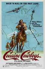 Cocaine Cowboys Poster 01 A4 10x8 Photo Print