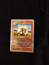 Pokemon Legendary Collection Reverse Holo Arcanine 36/110 Firework holo