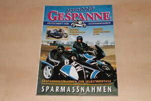 Motorrad Gespanne 05/1996 71568 Yamaha Xt 500 Schmidt