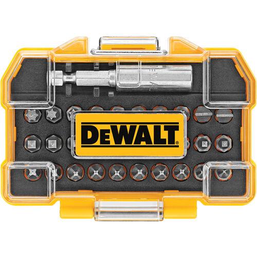 DEWALT DWAX100 31-Piece Screwdriving Set