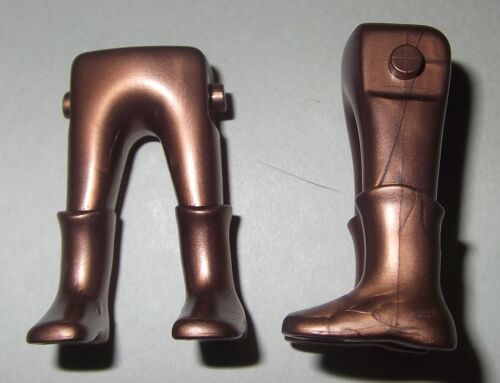 2x Lange Hose bronze 11966 Reitstiefel bronze