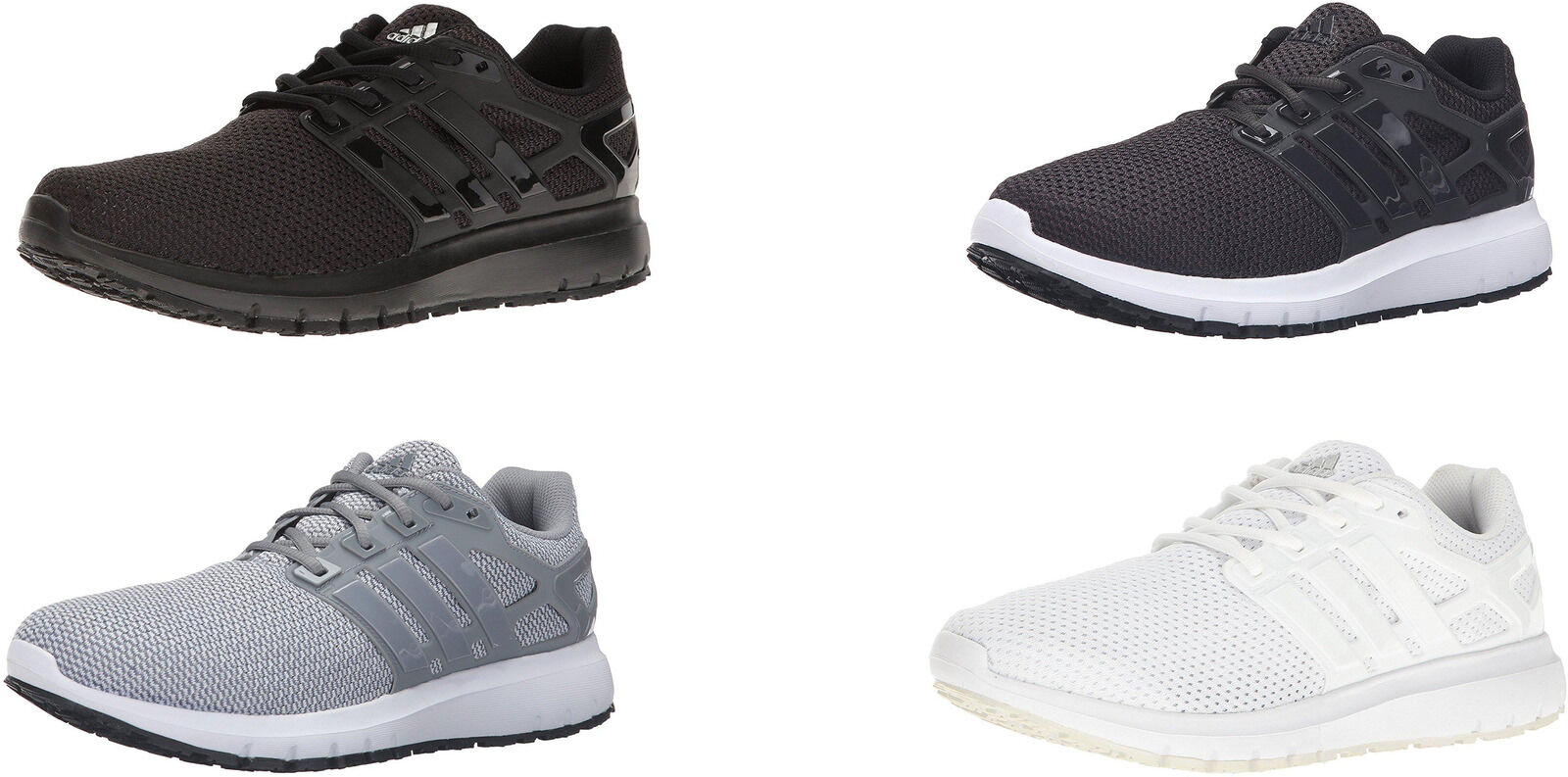 adidas Men's Energy Cloud Running Shoes, 4 Colors