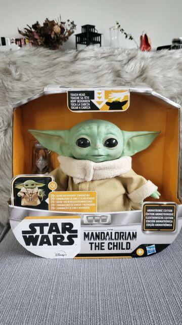 The Child Animatronic Edition Sound and Motion The Mandalorian (UK based)