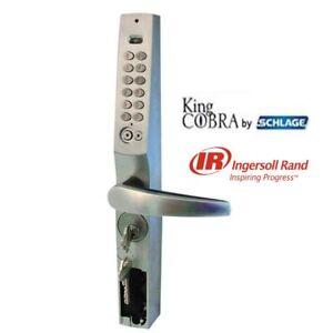 Push button locks gallery parker custom security.