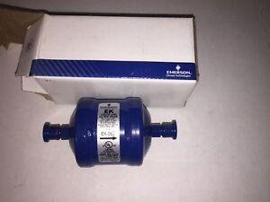 "2pcs EK-032 Refrigeration Filter Drier 1//4/"" SAE R22 134a 404a 407C 507 410A HVAC"