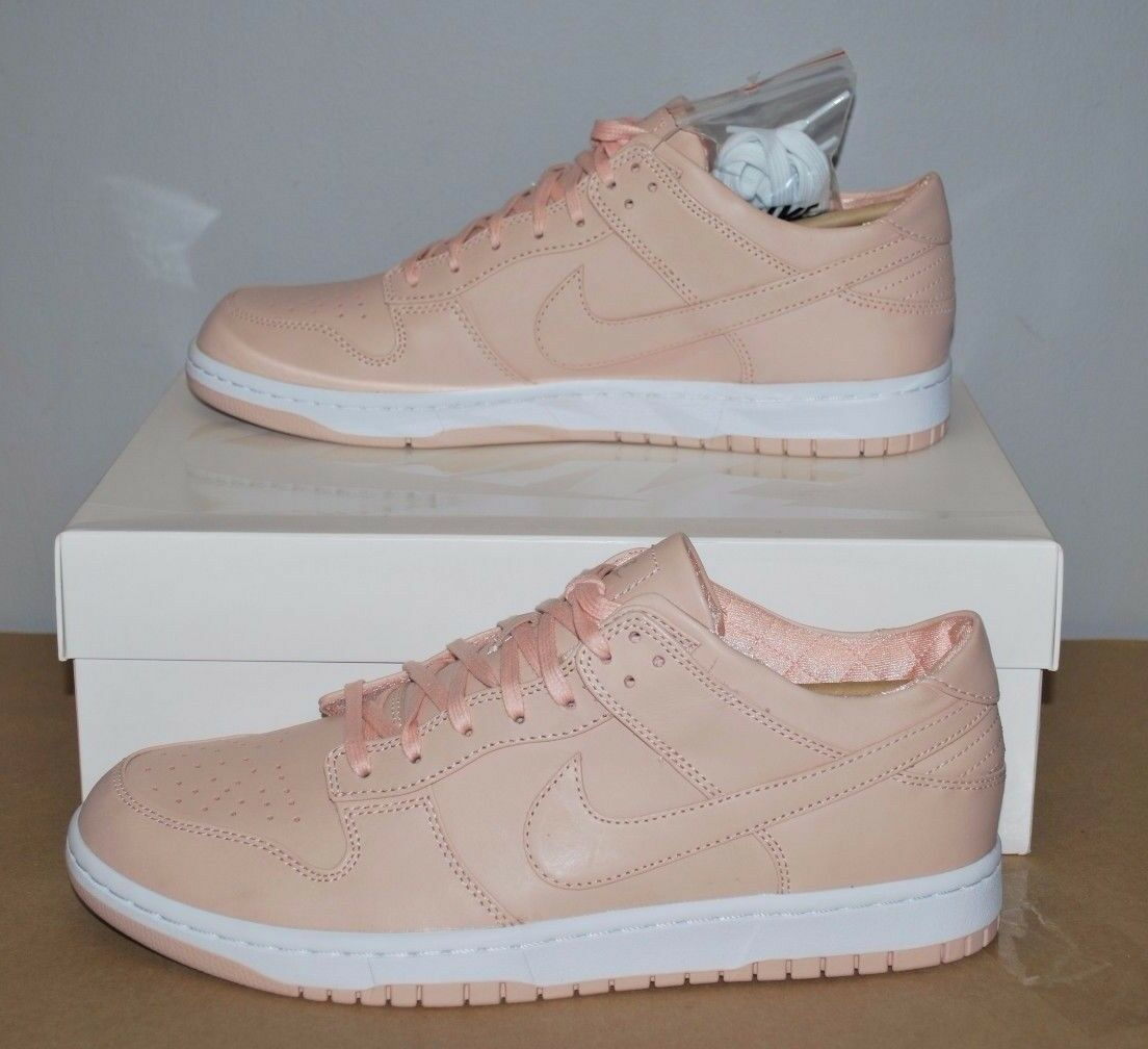 Nike NikeLab Dunk Lux Low NL Arctic Orange 857587-800 Sz 9.5